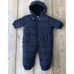 Children's Place Size 6-9 Month Snow Suit